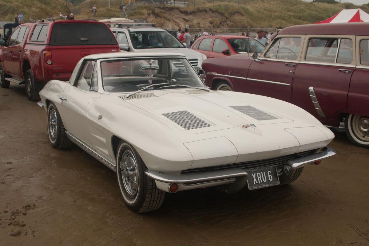 Chevrolet Corvette Stingray (1963)