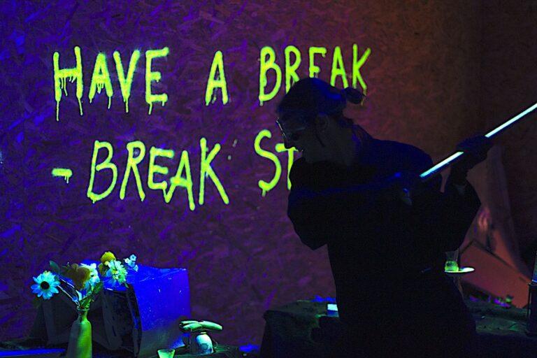 breakroom upplevelse